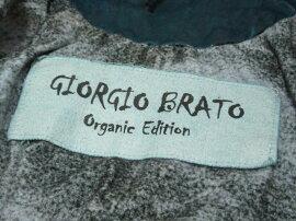 GIORGIOBRATO(ジョルジオブラット)/レザージャケット/衣類/ブルー系/レザー/【ランクA】[BRANDOFF/ブランドオフ]【中古】