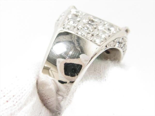 エメラルドリング 指輪