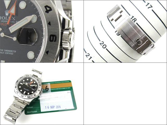 エクスプローラー2 ウォッチ 腕時計 メンズ