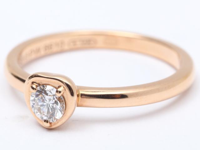 ディアマン レジェ ドゥ ダイヤモンド リング 指輪