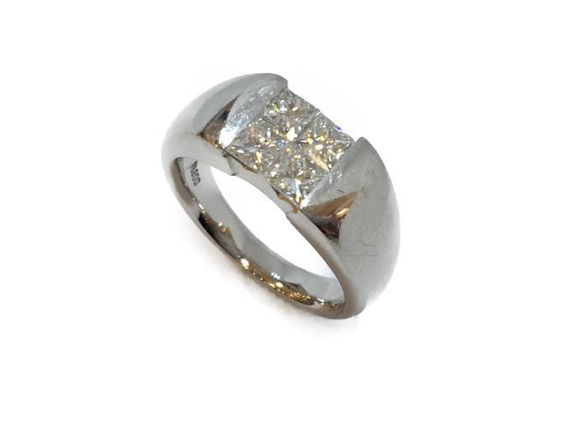 リング 指輪 ダイヤ プラチナ