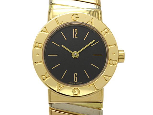 ブルガリブルガリ トゥボガス Lサイズ レディースウォッチ 腕時計