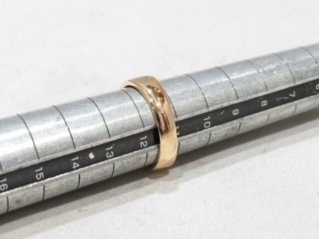 オパールダイヤモンドリング