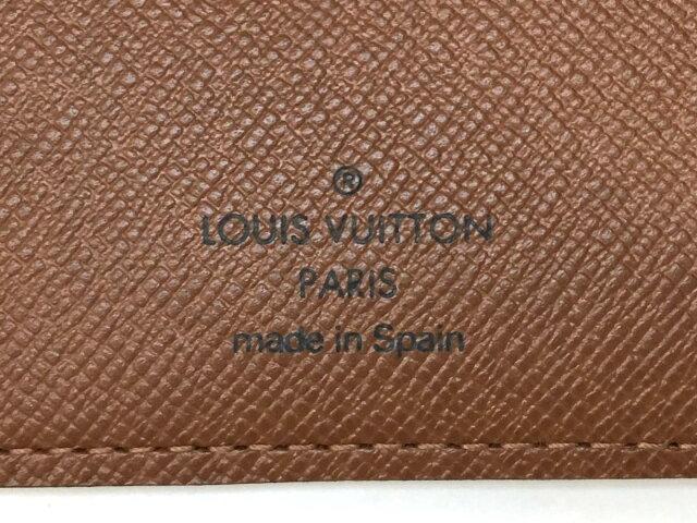 ポルトビエ・カルトクレディモネ 二つ折り財布