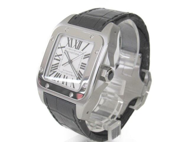 サントス 100LM 腕時計 ウォッチ