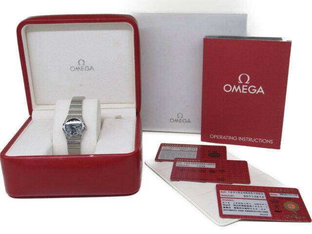 コンステレーション 12Pダイヤモンド 腕時計 ウォッチ