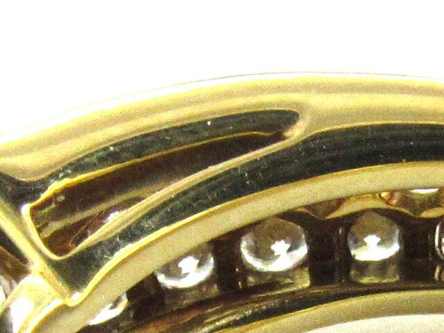 フルーレット ダイヤモンド リング 指輪