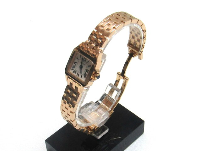 ミニサントス ドゥモワゼル 腕時計 ウォッチ