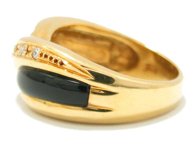 オニキス リング 指輪
