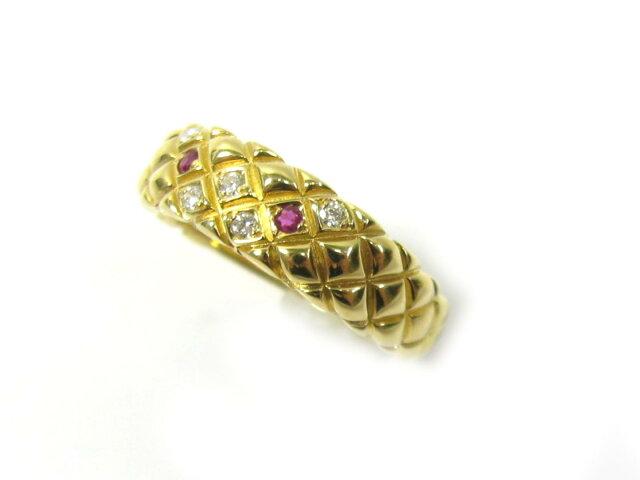 ルビーリング 指輪