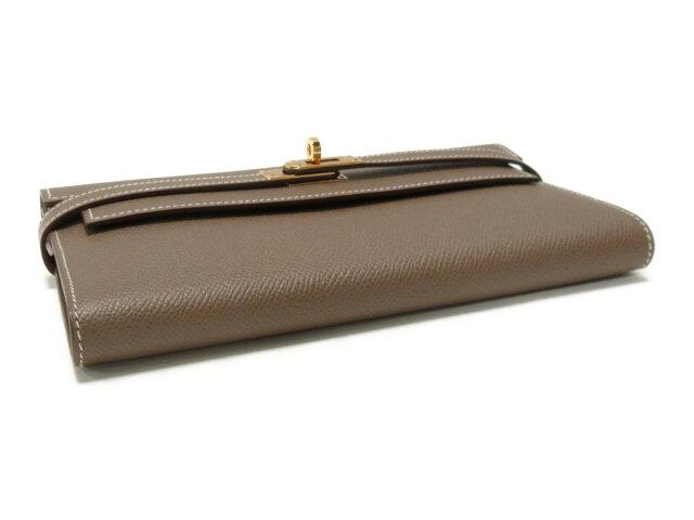 ケリーウォレット 二つ折り長財布