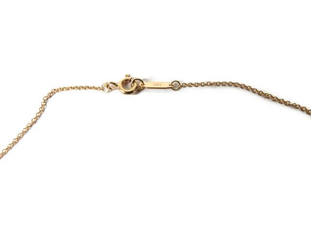 メトロハートダイヤネックレス ネックレス