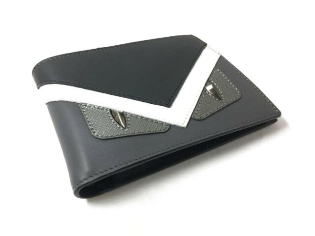 モンスター 二つ折財布 ウォレット