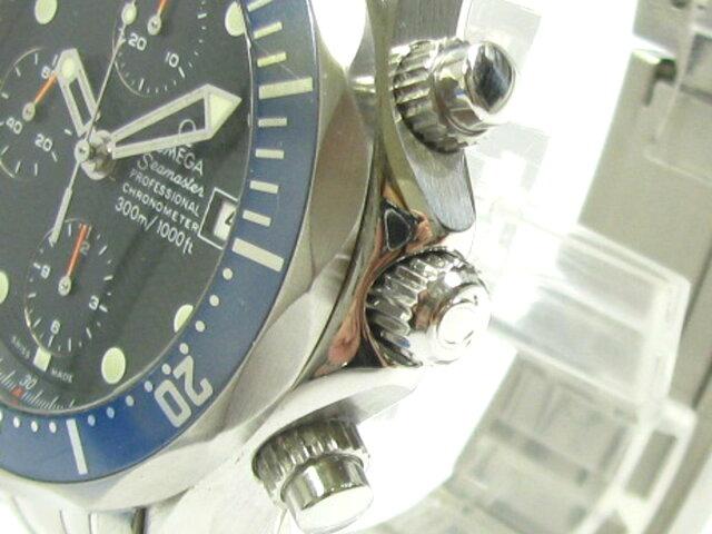 シーマスター クロノグラフ ウォッチ 腕時計