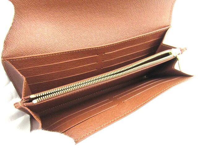 ポルトフォイユ・サラ 二つ折り長財布