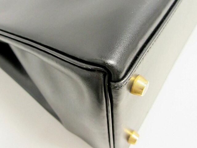 ケリー32 内縫い ハンドバッグ ショルダーバッグ
