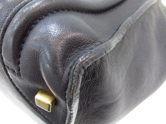 ラゲージミニショッパー ハンドバッグ