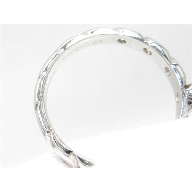 トルサードダイヤモンドリング 指輪