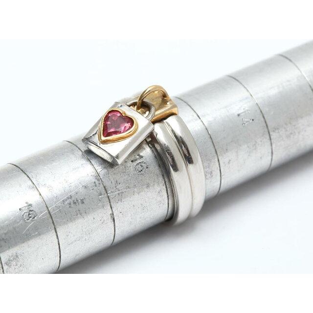 トルマリンリング 指輪