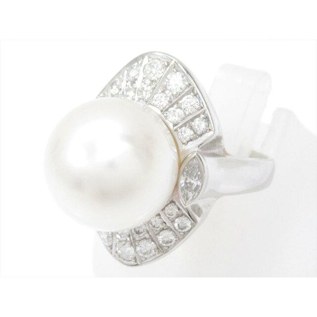 パールリング 指輪