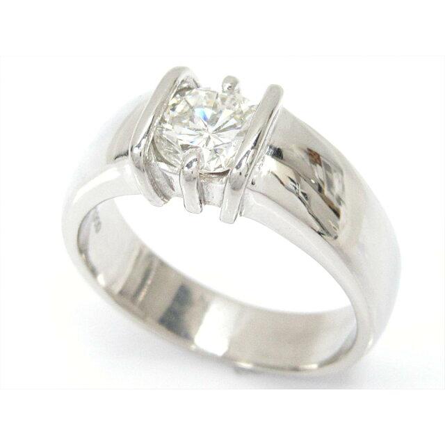 1粒ダイヤモンドリング 指輪
