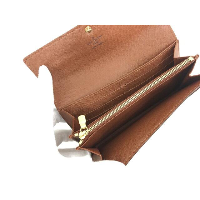 ポルトフォイユ・サラ 二つ折りZIP長財布