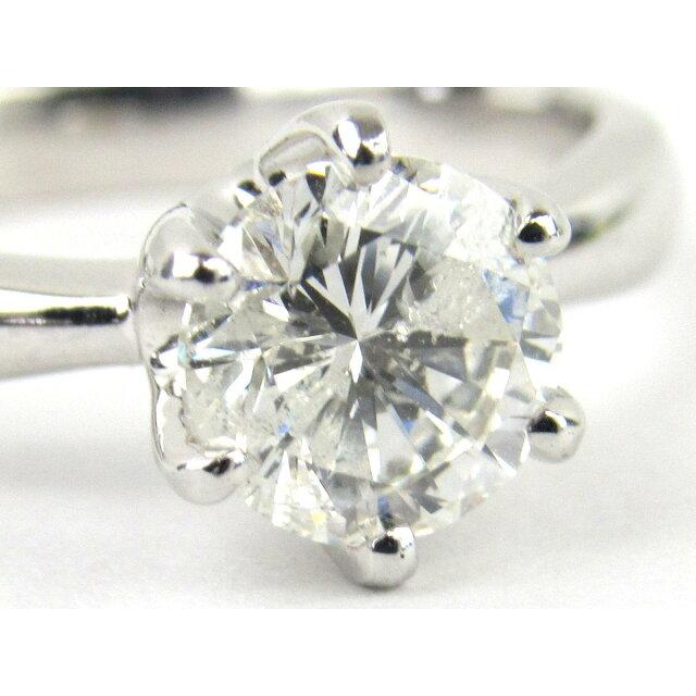 一粒 ダイヤモンド ネックレス