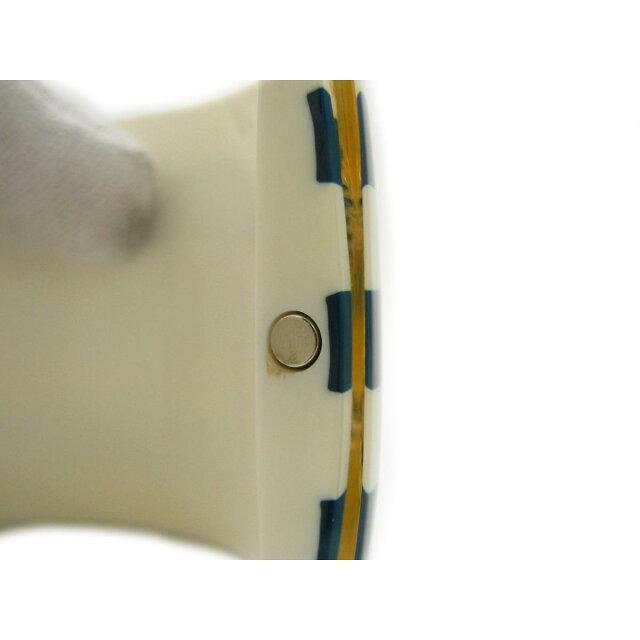 ココマーク マリン ボーダー ワイドバングル 10C