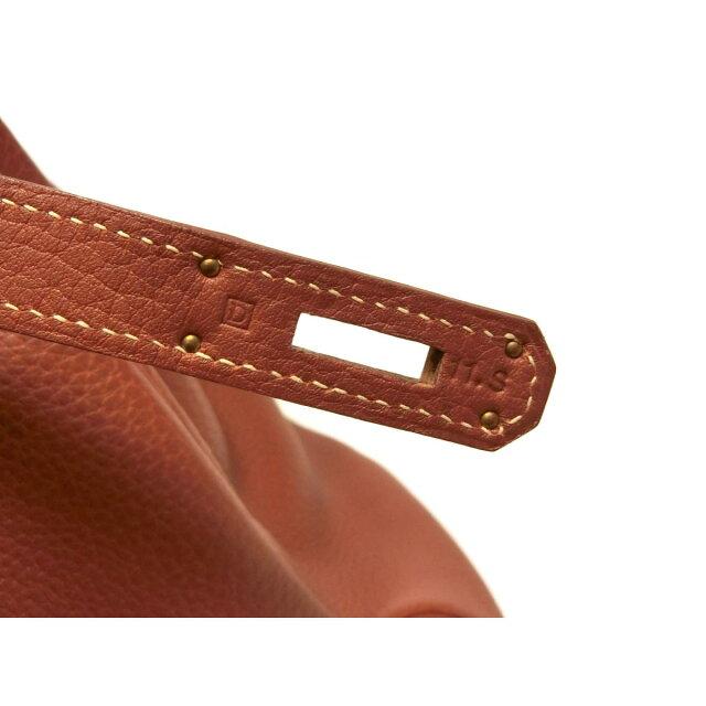 ケリー35 ハンドバッグ 内縫い