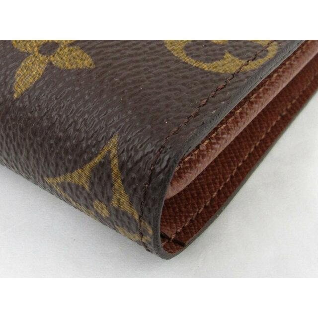 3b396469c697 BRANDOFF GINZA  Auth LOUIS VUITTON Portefeuille Florin Wallet Purse ...