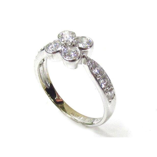 オンブレダイヤモンドリング 指輪