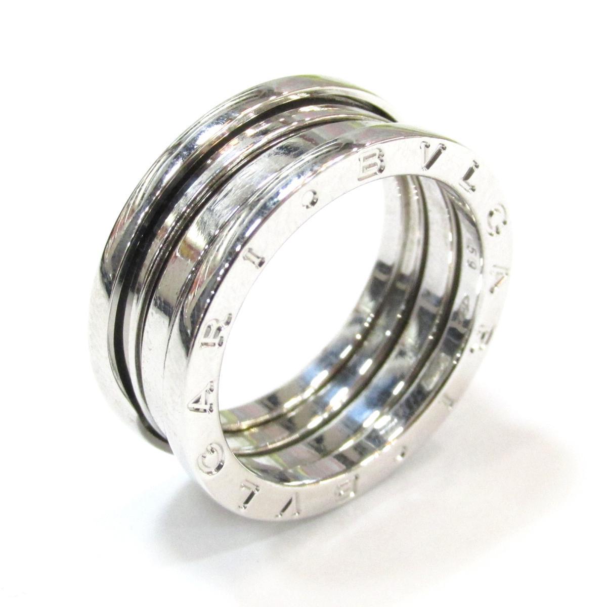 63565c7e07e3 全品ポイント9倍】 【中古】ブルガリ B-zero1 リング Sサイズ 指輪 ...