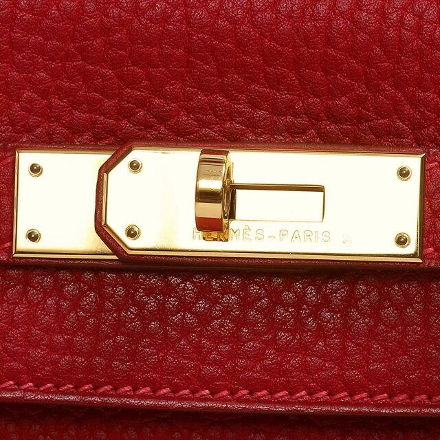 ケリー32 ハンドバッグ 内縫い