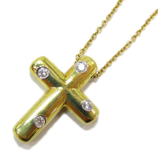 ドッツネックレス ダイヤモンド