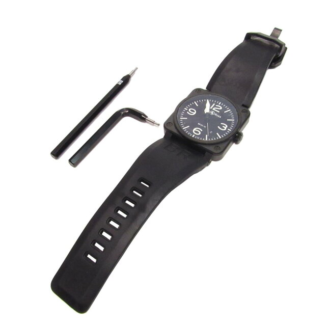 BR03-92-S 腕時計 ウォッチ