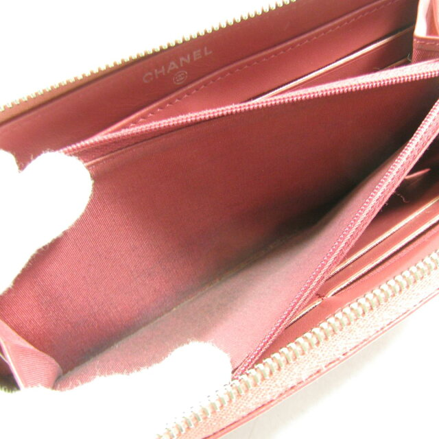 ラウンド長財布