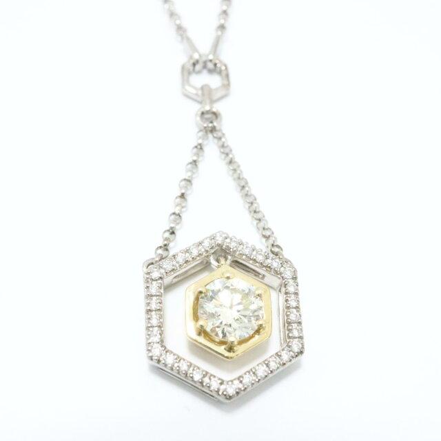 ダイヤモンド ネックレス