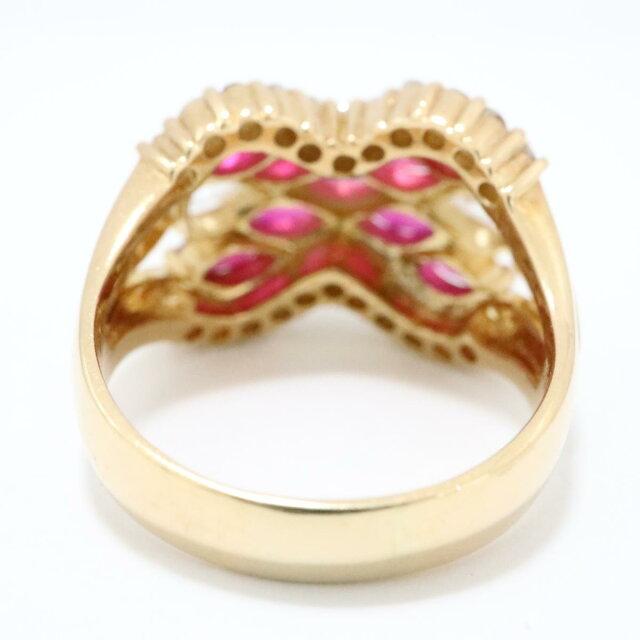 ルビー リング 指輪