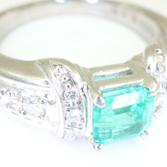 エメラルド リング 指輪