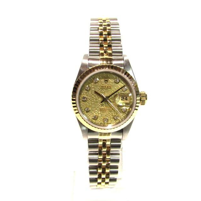 デイトジャスト 腕時計