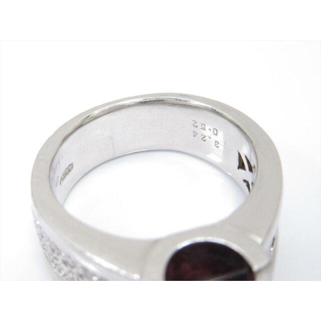 ガーネットリング 指輪