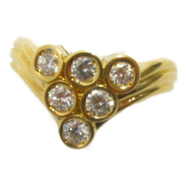 POLAダイヤモンドリング 指輪