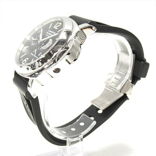 ルミノール パワーリザーブ 腕時計 ウォッチ