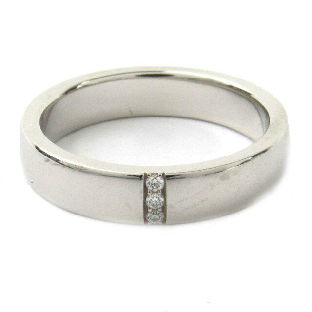3Pダイヤモンド リング 指輪
