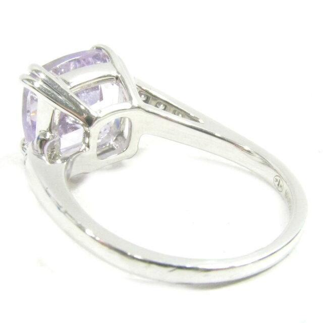 色石リング 指輪