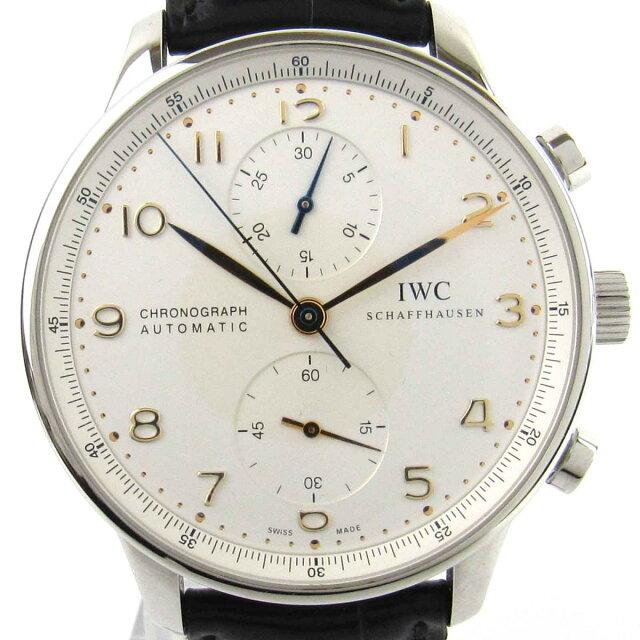 ポルトギーゼ クロノグラフ ウォッチ 腕時計