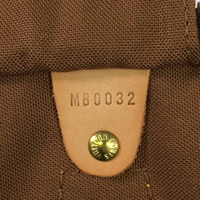 スピーディ40 ボストン ハンドバッグ