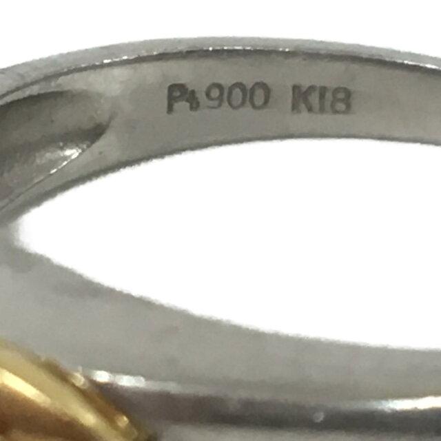 ジュエリー ブラウンダイヤモンド  リング 指輪