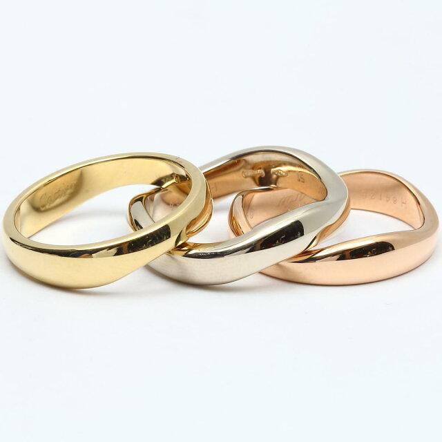 ラブミーリング 指輪 3連