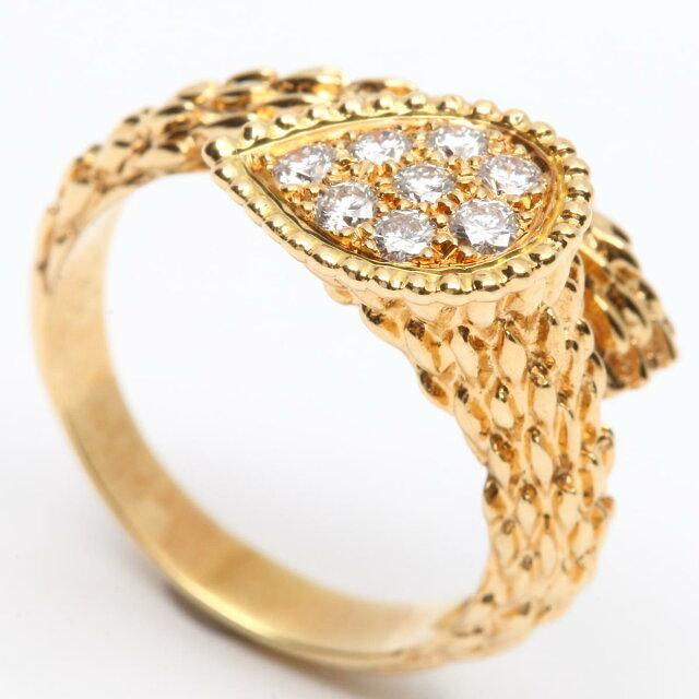 セルパンボエムリング 指輪